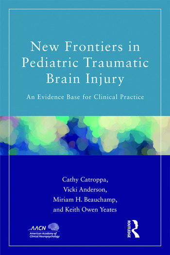 New Frontiers in Pediatric Traumatic Brain Injury An Evidence Base for Clinical Practice book cover