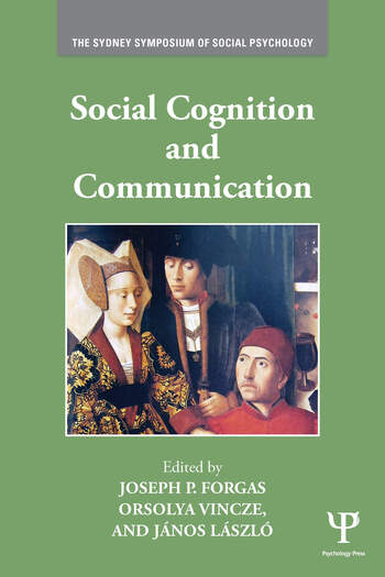 Social Cognition and Communication book cover