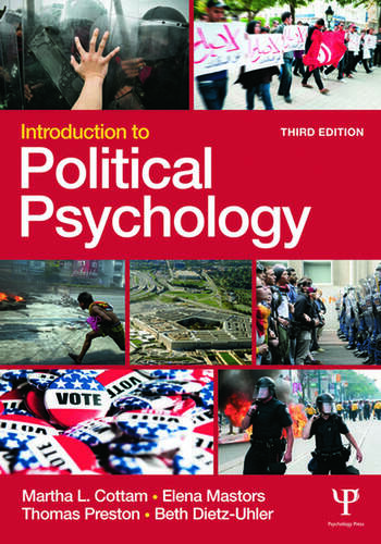 Introduction to Political Psychology 3rd Edition book cover