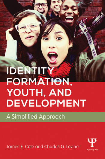 Identity Formation, Youth, and Development A Simplified Approach book cover