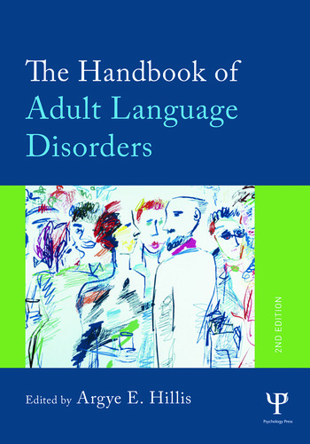 The Handbook of Adult Language Disorders book cover