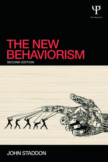 The New Behaviorism Second Edition book cover