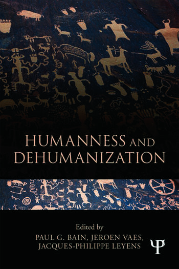 Humanness and Dehumanization book cover