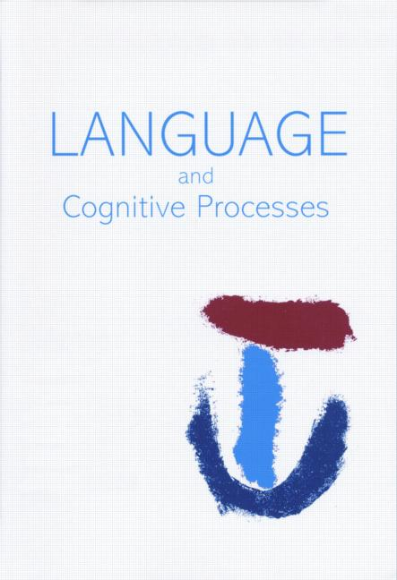 Processing the Chinese Language A Special Issue of Language and Cognitive Processes book cover