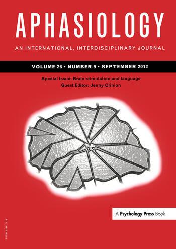 Brain Stimulation and Language book cover