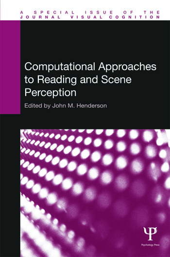 Computational Approaches to Reading and Scene Perception book cover