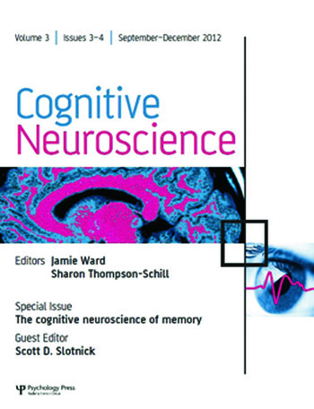 Cognitive Neuroscience of Memory book cover