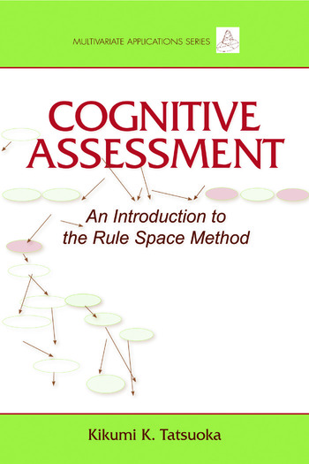 Cognitive Assessment An Introduction to the Rule Space Method book cover