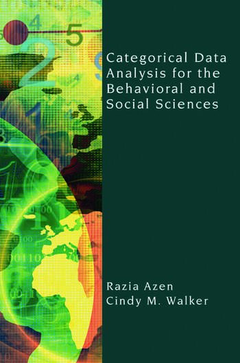 Categorical Data Analysis for the Behavioral and Social Sciences book cover