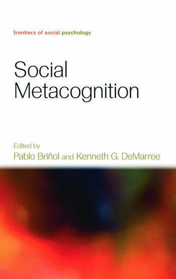 Social Metacognition book cover