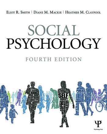Social Psychology Fourth Edition book cover