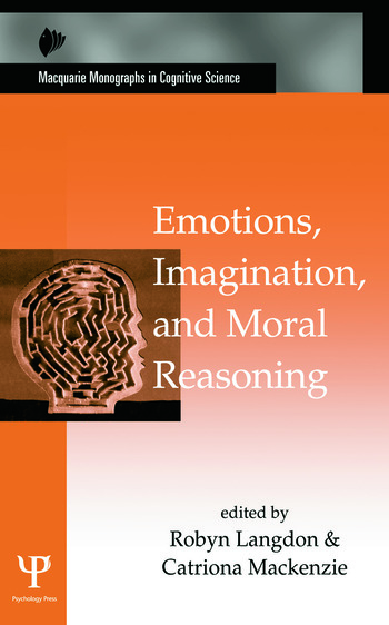 Emotions, Imagination, and Moral Reasoning book cover