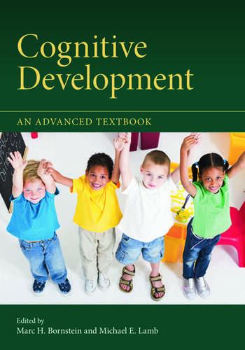 Cognitive Development An Advanced Textbook book cover
