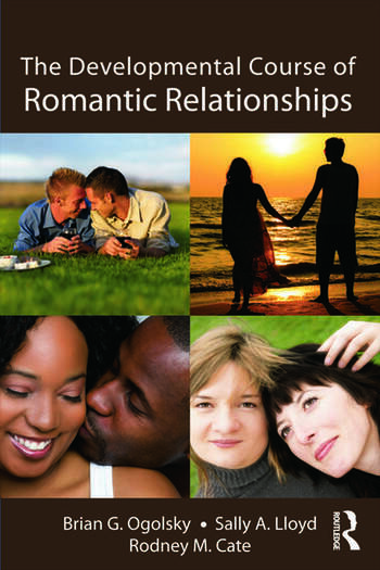 The Developmental Course of Romantic Relationships book cover