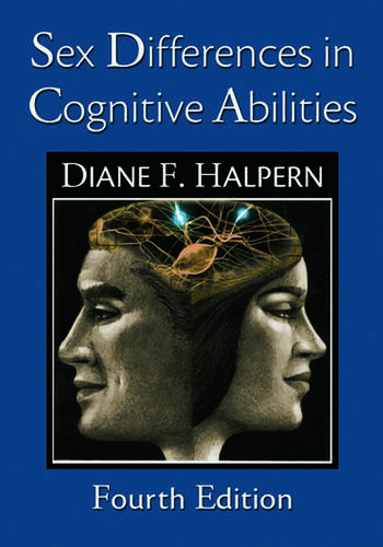 Sex Differences in Cognitive Abilities 4th Edition book cover