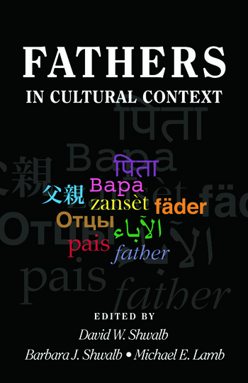 Fathers in Cultural Context book cover
