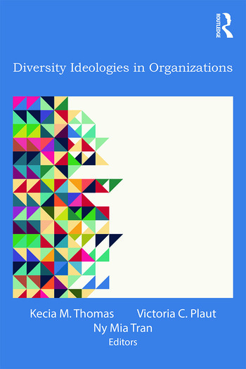 Diversity Ideologies in Organizations book cover