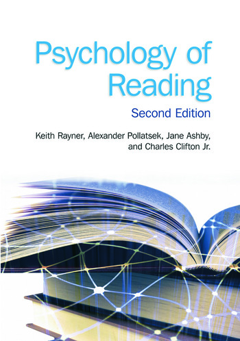 Psychology of Reading 2nd Edition book cover