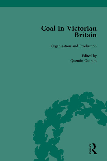 Coal in Victorian Britain, Part I book cover
