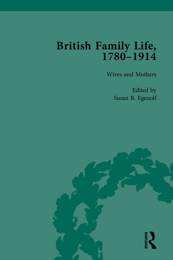 British Family Life, 1780–1914 book cover