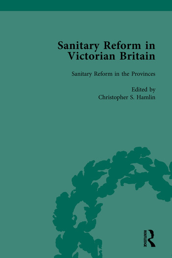 Sanitary Reform in Victorian Britain, Part I book cover