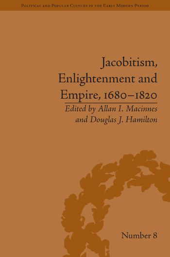 Jacobitism, Enlightenment and Empire, 1680–1820 book cover