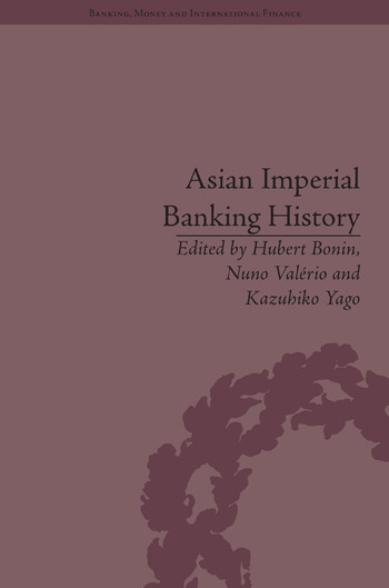 Asian Imperial Banking History book cover