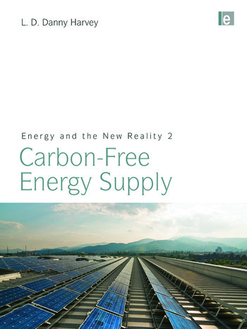 Energy and the New Reality 2 Carbon-free Energy Supply book cover