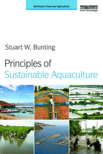 Principles of Sustainable Aquaculture Promoting Social, Economic and Environmental Resilience book cover