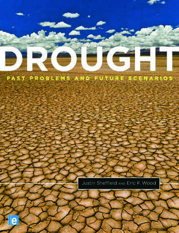 Drought Past Problems and Future Scenarios book cover