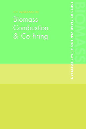 The Handbook of Biomass Combustion and Co-firing book cover