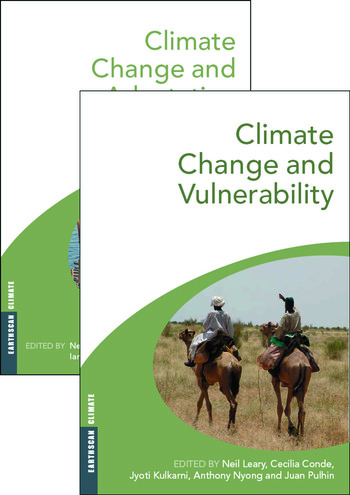 Climate Change and Vulnerability and Adaptation Two Volume Set book cover