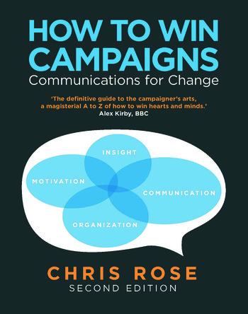 How to Win Campaigns Communications for Change book cover