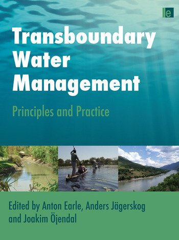 Transboundary Water Management Principles and Practice book cover