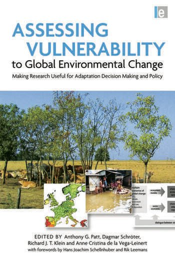 Assessing Vulnerability to Global Environmental Change Making Research Useful for Adaptation Decision Making and Policy book cover