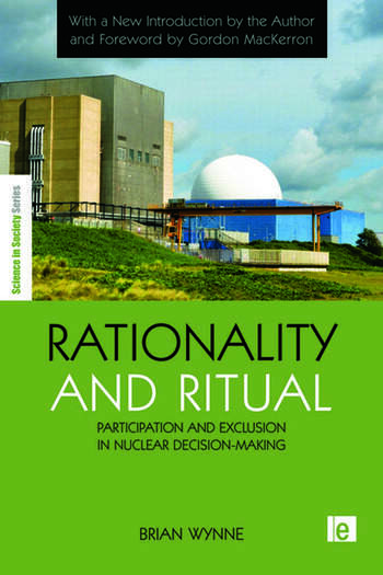 Rationality and Ritual Participation and Exclusion in Nuclear Decision-making book cover