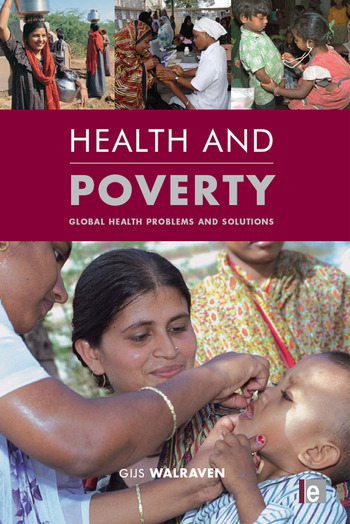 Health and Poverty Global Health Problems and Solutions book cover