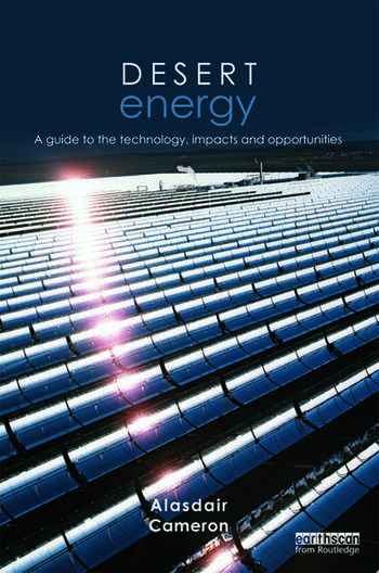 Desert Energy A Guide to the Technology, Impacts and Opportunities book cover