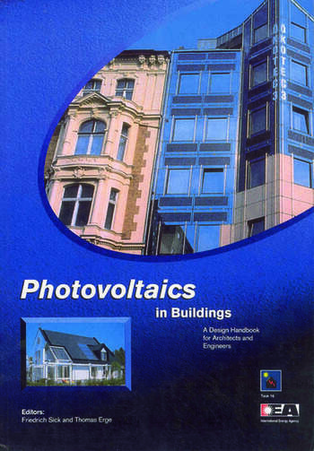 Photovoltaics in Buildings A Design Handbook for Architects and Engineers book cover