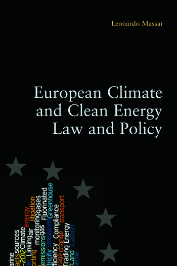 European Climate and Clean Energy Law and Policy book cover
