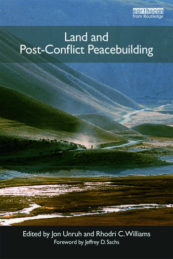 Land and Post-Conflict Peacebuilding book cover