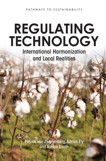Regulating Technology International Harmonization and Local Realities book cover