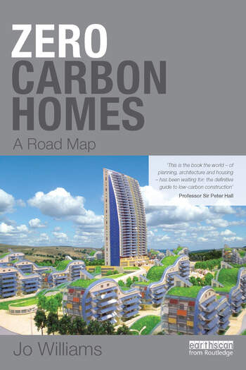 Zero-carbon Homes A Road Map book cover
