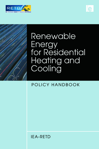 Renewable Energy for Residential Heating and Cooling Policy Handbook book cover