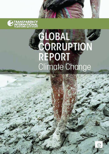 Global Corruption Report: Climate Change book cover