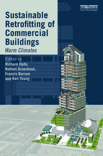 Sustainable Retrofitting of Commercial Buildings Warm Climates book cover