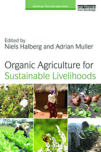Organic Agriculture for Sustainable Livelihoods book cover