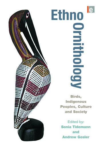 Ethno-ornithology Birds, Indigenous Peoples, Culture and Society book cover