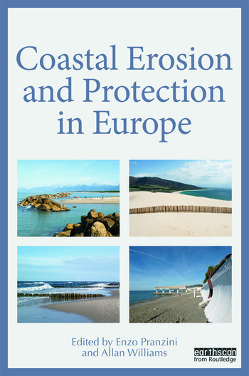 Coastal Erosion and Protection in Europe book cover