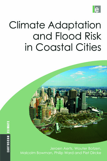 Climate Adaptation and Flood Risk in Coastal Cities book cover
